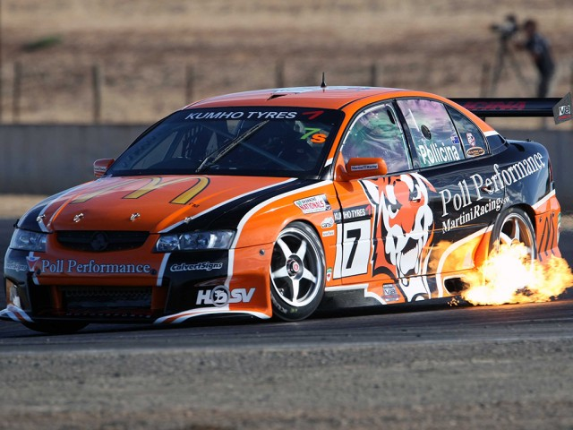 V8 Kumho series Jim Pollicina 2013