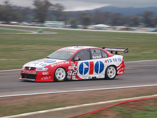V8 Supercars 2005 Jay Verdnik
