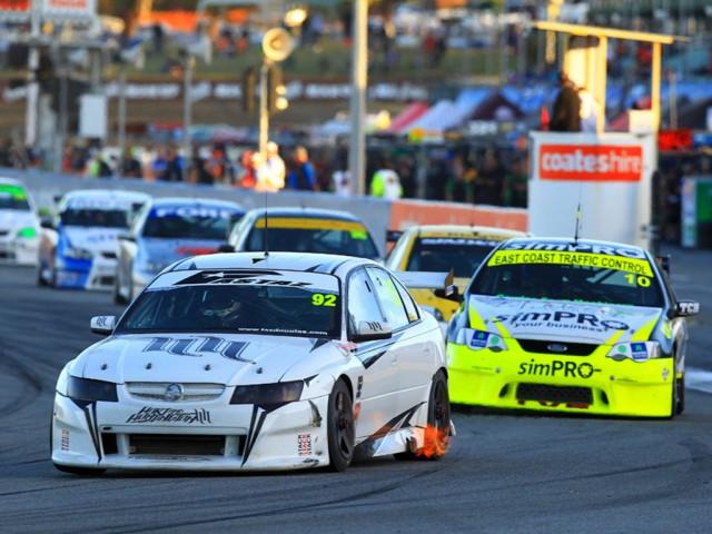 V8 Supercars Taz Douglas 2011